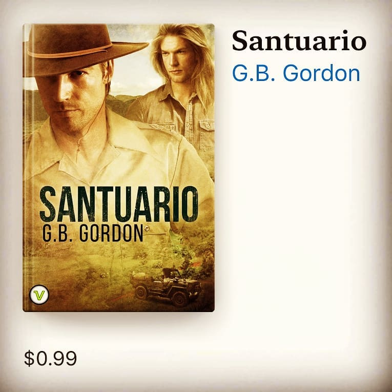 Today's the day Santuario is back. To celebrate, the ebook is 99cents TODAY ONLY on Apple, Kobo, Vivlio, and Barnes & Noble.Happy Valentine's Day! #LoveIsLoveI'm working to have it available in paperback later this month.(Please note that on its own, this is not a romance novel, since the boys only get their happy ending in the sequel, which should be back in March.)#santuario#alternateuniverse